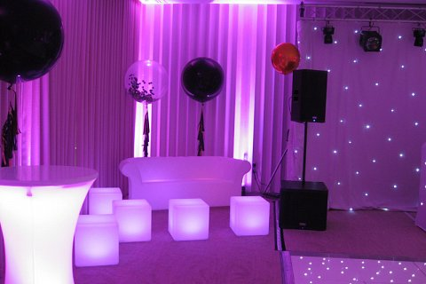 Coworth Park 21st birthday party