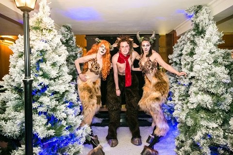 Mr Tumnus and Fauns