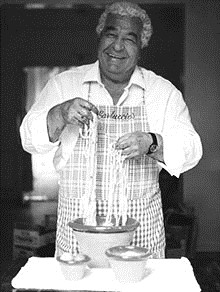 Antonio Carluccio For Hire