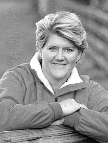 Clare Balding For Hire