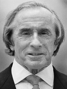 Jackie Stewart For Hire