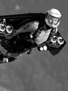 Yves Rossy (Jetman) For Hire