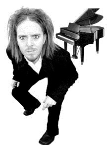 Tim Minchin For Hire