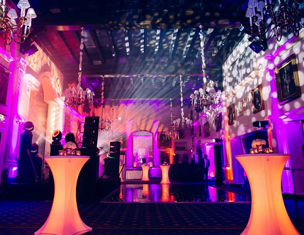 Party ideas at Firebird Events