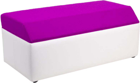 2 Seater Pouffe - DR47