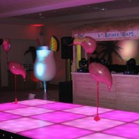 70s Night Fever Dance Floor for Hire