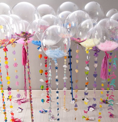 Bubble Balloons for Hire