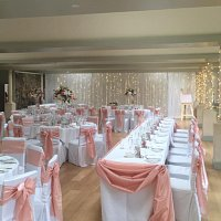 Chair Covers & Draping to hire
