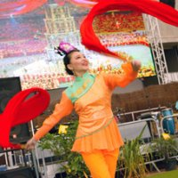 Chinese Acrobatics for weddings