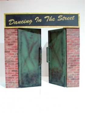 Come dancing themed props for hire