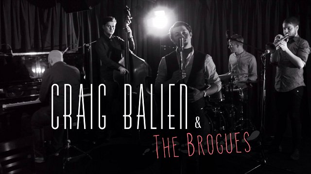 Craig Balien & The Brogues for hire