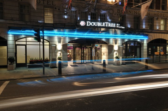 DoubleTree by Hilton London 92 Southampton Row, London, WC1B 4BH