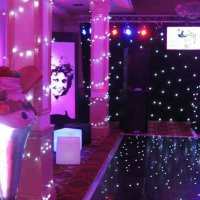 Fairy Lights at Downhall Country House Hotel
