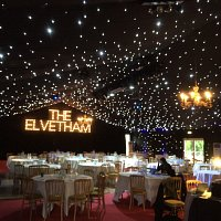 Marquee at The Elvetham Hotel