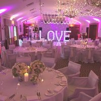 Wedding Production at Pennyhill Park Hotel