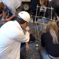 Hot rods team building activity