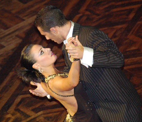 Flavia & Vincent for events