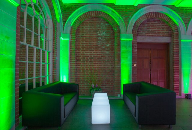 LED Furniture to hire for weddings