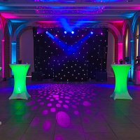 LED Furniture to hire for events