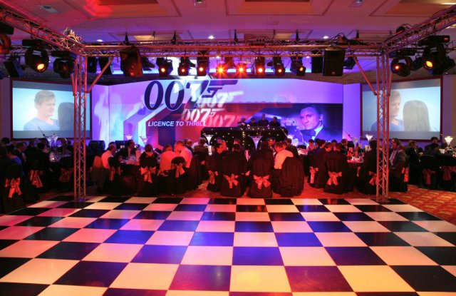 James Bond Themed Events