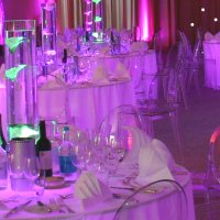 Ghost Chairs to hire for events