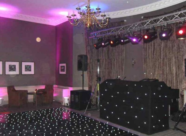 Wedding at Highfield Park Hotel