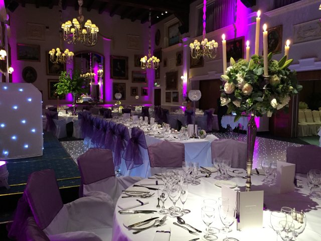 Wedding at Wentworth Golf Club