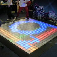 Interactive Dance Floor for Hire