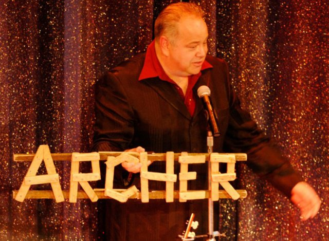 John Archer comedy magic for hire