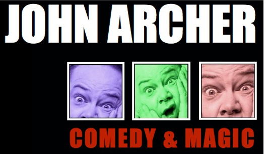John Archer for events