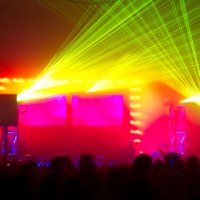 Laser Lighting for Hire