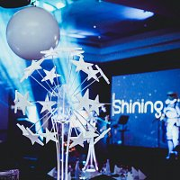 LED Table Centres for hire