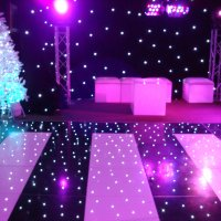Funky LED Mirror Furniture to hire for events