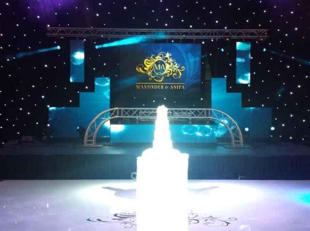 LED Screen Video Wall for Events