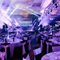 LED Table Centres events