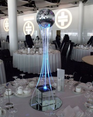 LED Table Centres for themed events