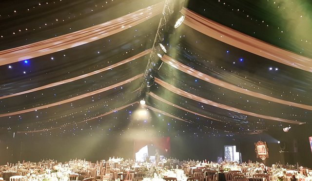 Marquee Lighting Production