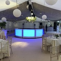 Wedding Lighting Production for hire