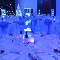 LED Table Centers London Syon Park