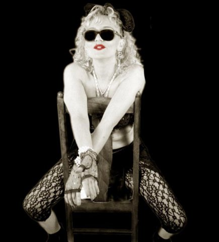 Madonna Tribute to hire