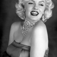 Marilyn Monroe tribute to hire
