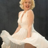 Marilyn Monroe tribute for events