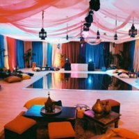 Mirror Dance Floor for Hire