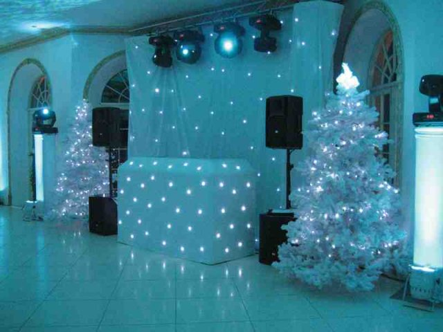 White Booth & Star Cloth at Northbrook Park