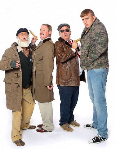 Only Fools & Horses look alikes