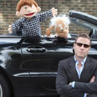 Paul Zerdin for events