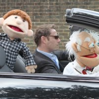 Paul Zerdin for hire