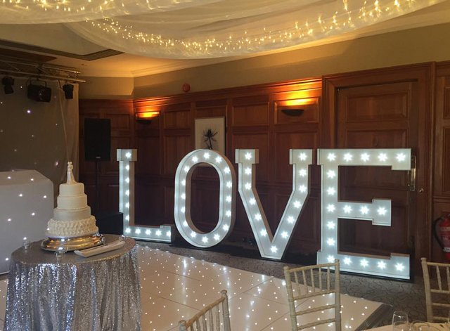 Love Letters at Pennyhill Park