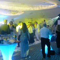 White Party at Pennyhill Park