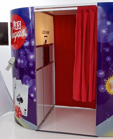 Las Vegas Photo booths for hire